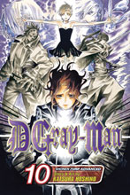 Image: D. Gray-Man Vol. 10 SC  - Viz Media LLC