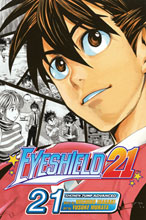 Image: Eyeshield 21 Vol. 21 SC  - Viz Media LLC
