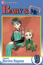 Image: Baby & Me Vol. 09 GN  - Viz Media LLC