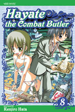 Image: Hayate the Combat Butler Vol. 08 SC  - Viz Media LLC