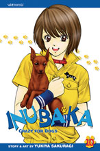 Image: Inubaka: Crazy for Dogs Vol. 10 SC  - Viz Media LLC