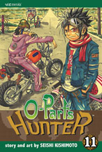 Image: O-Parts Hunter Vol. 11 SC  - Viz Media LLC