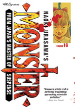 Image: Naoki Urasawa's Monster Vol. 16 SC  - Viz Media LLC