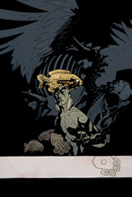 Image: Abe Sapien Vol. 01: The Drowning SC  - Dark Horse Comics