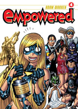 Image: Empowered Vol. 04 SC  - Dark Horse