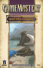 Image: Gamemastery Map Pack Caravan  - Paizo Publishing LLC