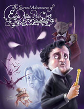 Image: Surreal Adventures of Edgar Allan Poo Vol. 02 SC  - Image Comics