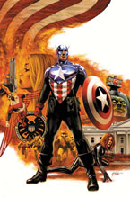 Image: Captain America #41 (Cho Monkey Variant Cover) - Marvel Comics