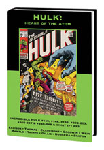 Image: Marvel Premiere Classic Vol. 15: Hulk - Heart of the Atom HC  - Marvel Comics