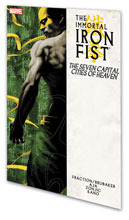 Image: Immortal Iron Fist Vol. 02: The Seven Capital Cities of Heaven SC  - Marvel Comics
