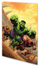 Image: Marvel Adventures Hulk Vol. 03: Strongest One There Is  (digest) - Marvel Comics