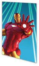 Image: Marvel Adventures Iron Man Vol. 03: Hero By Design  (digest) - Marvel Comics