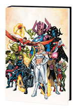 Image: Official Handbook of the Marvel Universe: A to Z Vol. 04 HC  - Marvel Comics