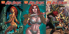 Image: Red Sonja #37