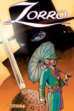 Image: Zorro  #7 (Wagner Cover) - D. E./Dynamite Entertainment