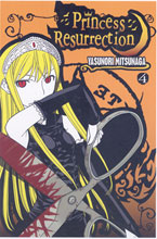 Image: Princess Resurrection Vol. 04 SC  - Del Rey Manga