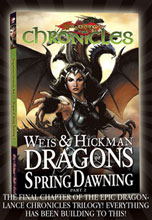 Image: Dragonlance Chronicles Vol. 04: Dragons of Spring Dawning 2 HC  - Devil's Due Publishing Inc