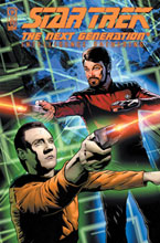 Image: Star Trek: The Next Generation - Intelligence Gathering SC  - IDW Publishing