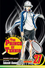 Image: Prince of Tennis Vol. 27 SC  - Viz Media