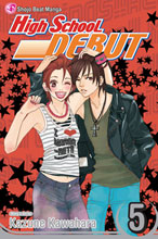 Image: High School Debut Vol. 05 SC  - Viz Media