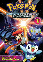 Image: Pokemon: Diamond & Pearl Adventure Vol. 02 SC  - Viz Media