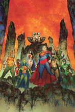 Image: JLA: That Was Now, This Is Then SC  - DC Comics