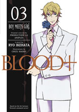 Image: Blood + Novel Vol. 03: Boy Meets Girl  (pb) - Dark Horse