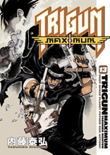 Image: Trigun Maximum Vol. 13: Double Duel SC  - Dark Horse