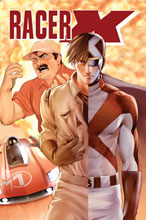 Image: Racer X Vol. 02 SC  - IDW Publishing