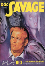 Image: Doc Savage #21: Hex & The Running Skeletons SC  -