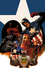Image: Captain America #42 - Marvel Comics