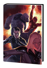 Image: Ultimate Fantastic Four Vol. 05 HC  - Marvel Comics