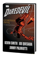 Image: Daredevil: Guardian Devil 10th Anniversary ed. HC  - Marvel Comics