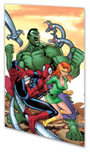 Image: Spider-Man Family: Itsy-Bitsy Battles  (digest) - Marvel Comics