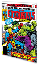 Image: Eternals by Jack Kirby Vol. 02 SC  - Marvel Comics