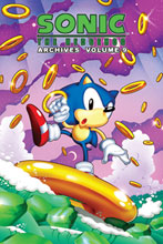 Image: Sonic the Hedgehog Archives Vol. 09 SC  - Archie Comic Publications