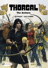Image: Thorgal Vol. 04: Archers GN  - Cinebook
