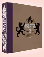 Image: Beasts! Book 02 HC  - Fantagraphics Books