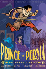 Image: Prince of Persia SC  - :01 First Second