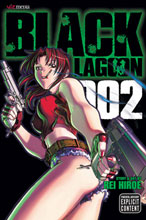 Image: Black Lagoon Vol. 02 SC  - Viz Media LLC