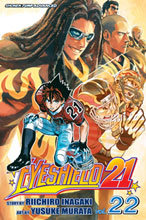 Image: Eyeshield 21 Vol. 22 SC  - Viz Media LLC