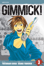 Image: Gimmick! Vol. 03 SC  - Viz Media LLC