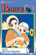 Image: Baby & Me Vol. 10 GN  - Viz Media LLC