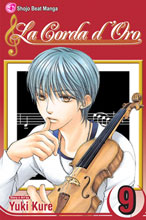 Image: La Corda Doro Vol. 09 SC  - Viz Media LLC
