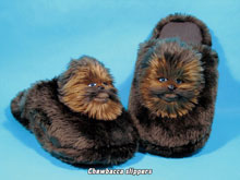 Image: Star Wars: Chewbacca Slippers 6-Pack  (L) -