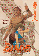 Image: Blade of the Immortal Vol. 20: Demon Lair SC  - Dark Horse