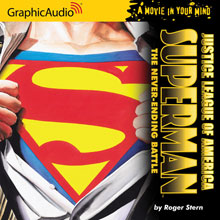 Image: Justice League of America: Superman - The Never Ending Battle  (CD) -