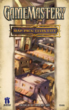 Image: Gamemastery Map Pack: Elven City  - Paizo Publishing LLC