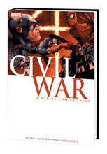 Image: Civil War HC  - Marvel Comics