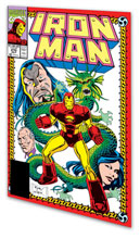 Image: Iron Man: Dragon Seed Saga SC  - Marvel Comics